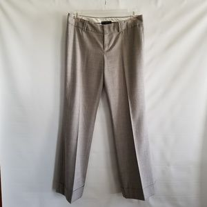 Banana Republic lined Wool dress slacks pants  10